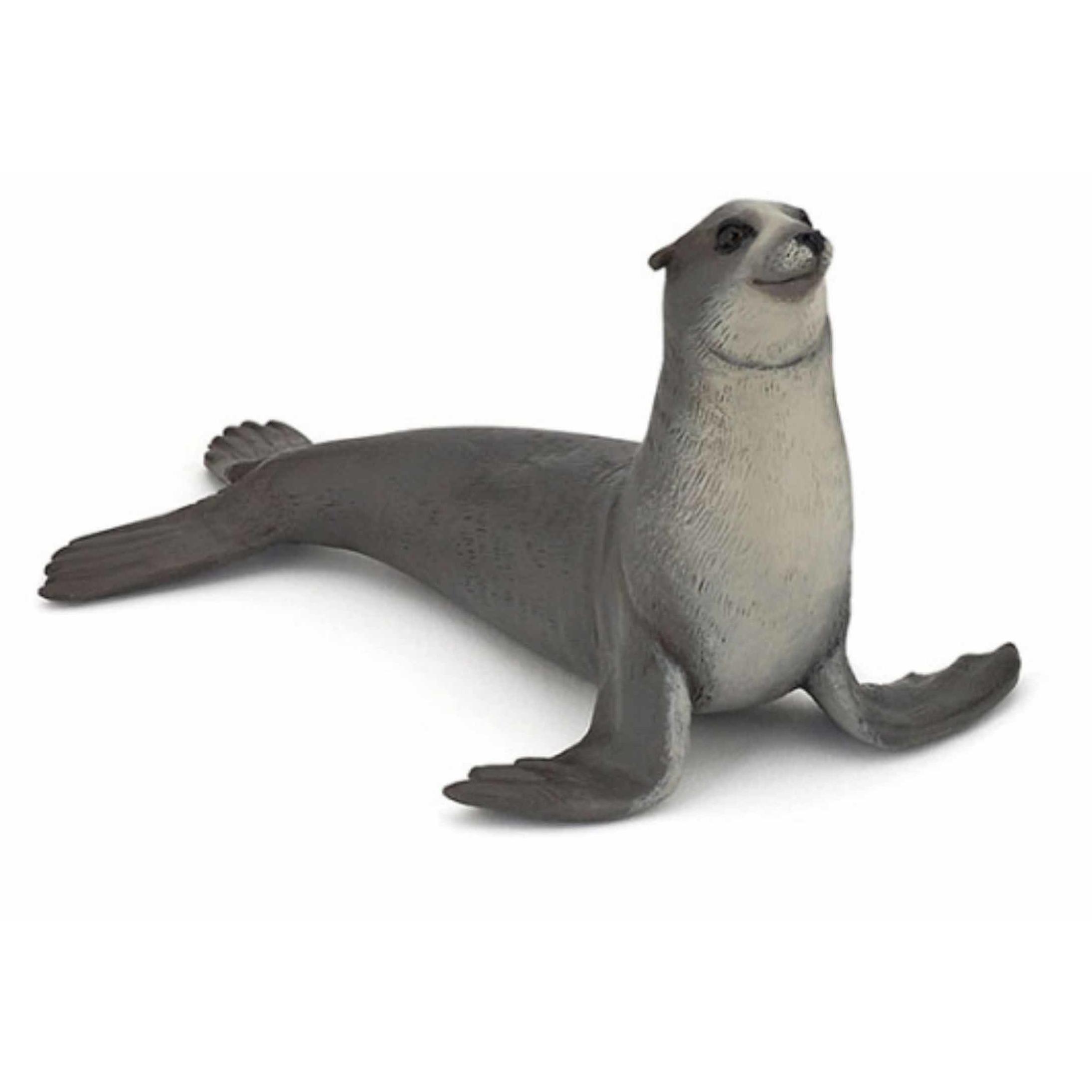 Plastic zeeleeuw 12 cm
