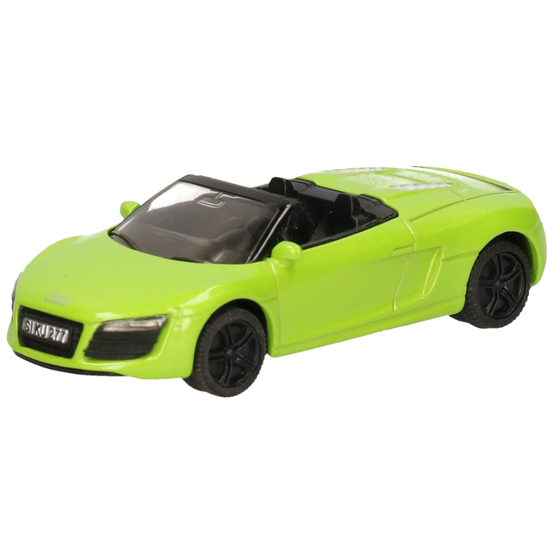 Siku Audi cabrio modelauto