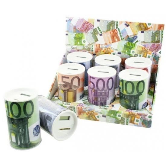 Teller spaarpot 10 euro