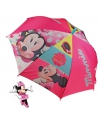 Disney Minnie Mouse paraplu roze
