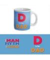 Koffie mok Dad